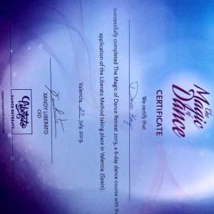 ZOUK Malmö - Certified Dance Teacher David Kay